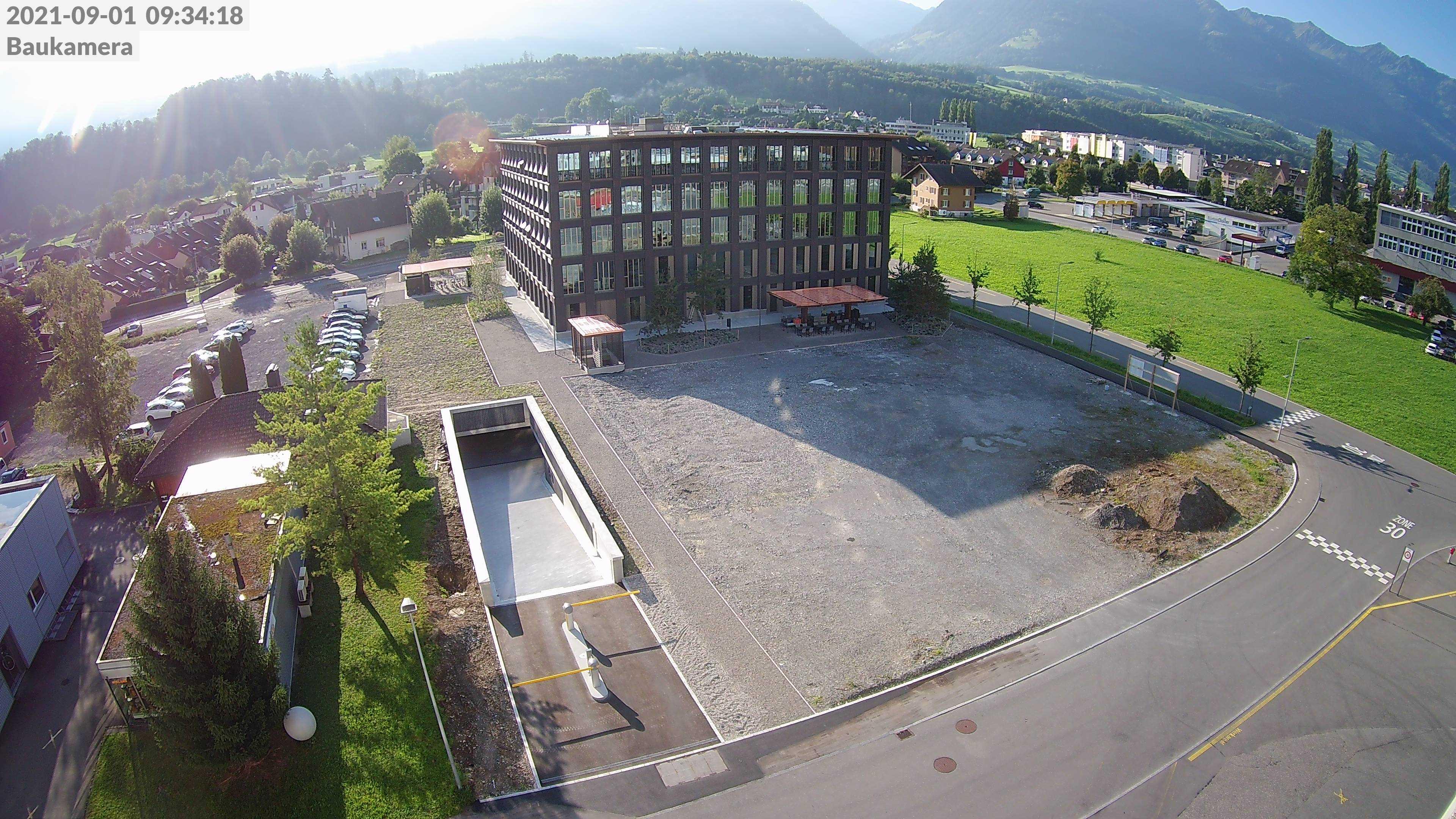Webcam Neubau OKB